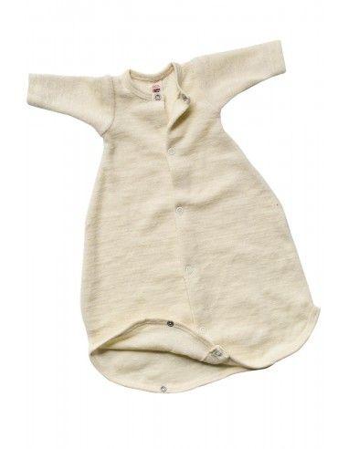 Sacco nanna neonato in spugna di lana