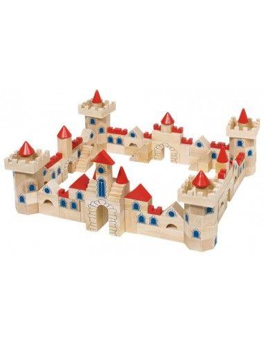 Blocchetti costruzione Castello