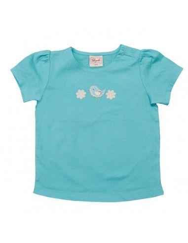 """T-Shirt bambino """"Bird"""" in cotone..."""