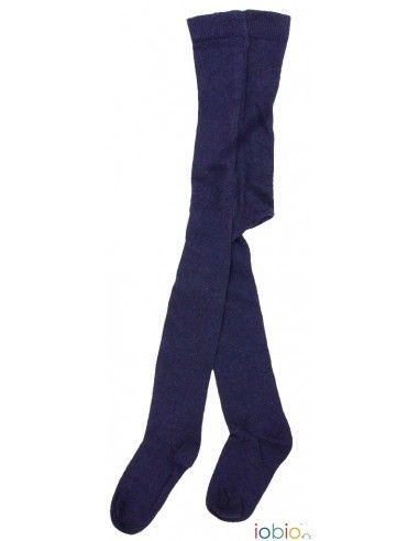 Calzamaglia in cotone -col. blu