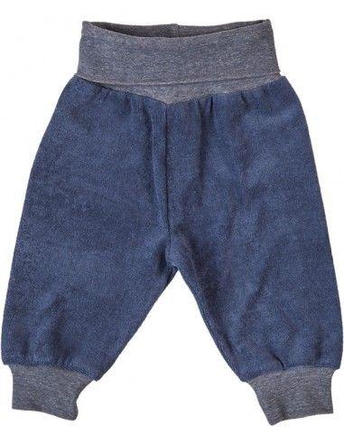 Pantalone baby in spugna di cotone...