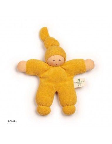 Bambola Nodino  -col. giallo
