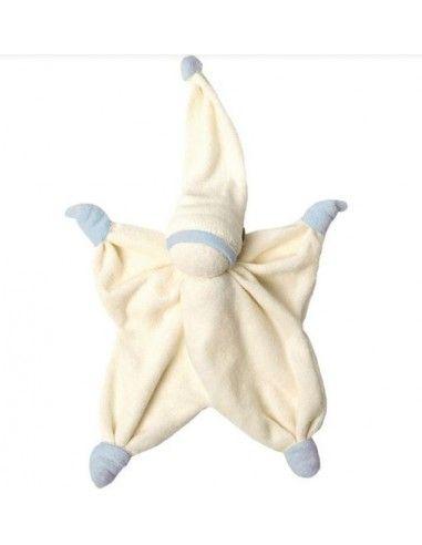Doudou SISCO - col. bianco/ azzurro