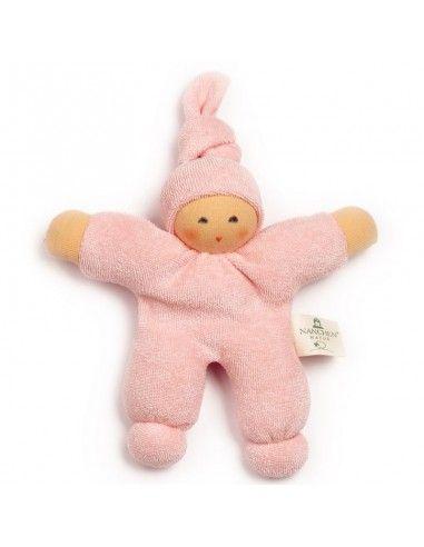 Bambola Nodino  -col. rosa
