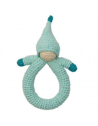 """Sonaglino crochet in cotone bio """"Doll..."""