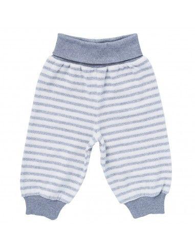 Baby pantalone morbido in spugna di...