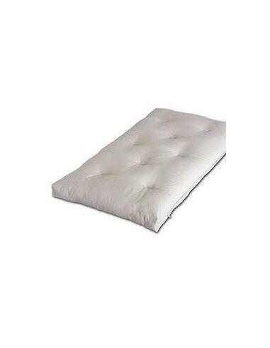 Futon semplice lettino (Cotone/Canapa)