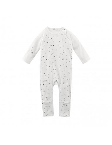 Pigiama neonato in cotone biologico...