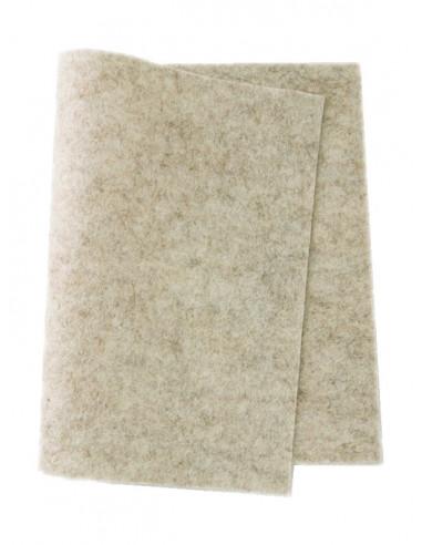 Panno in feltro di pura lana 20x30cm...