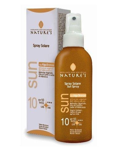 Spray Solare SPF 10