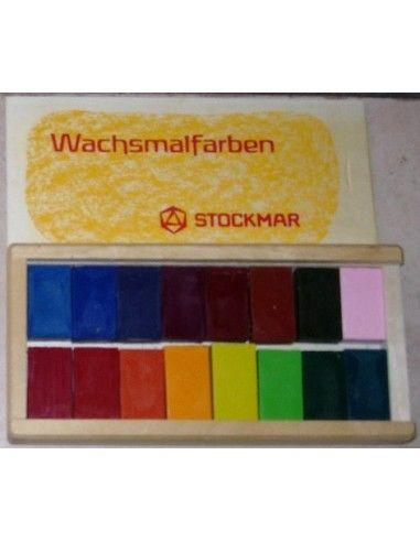 Mattoncini di cera Stockmar in...