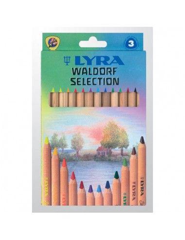 Matitoni Waldorf Selection - 12 colori