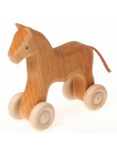 Cavallo su ruote Willy