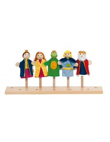 Marionette a dito Principe Ranocchio