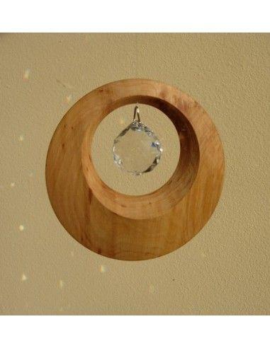 Cristallo di luce - diametro 8,5cm