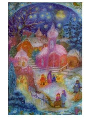 Calendario d'Avvento Natale dei Bambini